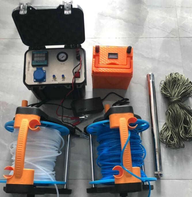 山東DL-QN型微洗井氣囊泵采樣器